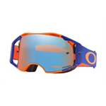 /OAKLEY MX Okuliare AIRBRAKE PRIZM FLO ORANGE BLUE