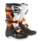 alpinestars/ALPINESTARS Detské MX-Boty TECH 7S  Black-orange-white-blue