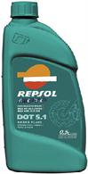 /REPSOL BRAKE FLUID DOT - 5