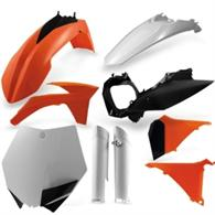 /ACERBIS FULL KIT 16234. KTM EXC-F 125-500 12-13