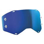 scott/SCOTT WORKS sklo PROSPECT LEXAN Chrome Blue