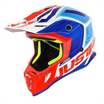 just1/JUST1 MX-prilba J38 Blade 2019 Blue-Red-White