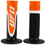 UFO/UFO Plast MX-Grip AXIOM  Black/Orange
