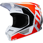 Fox Racing/FOX Racing MX-Prilba V1 PRIX MVRS ECE 2020 Fluo/Orange