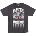 /METAL MULISHA MULISHA ELECT TEE Black