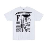 /METAL MULISHA  JOB  Tee White
