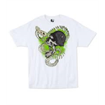 /METAL MULISHA  SNAKE PIT Tee White