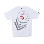 /METAL MULISHA  PORTION  Tee White
