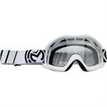 MOOSE RACING/MOOSE Racing okuliare QUALIFIER GOGGLES White